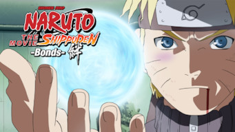 Naruto Shippûden the Movie: Bonds (2008)