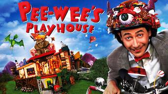 Pee-wee's Playhouse (1990)