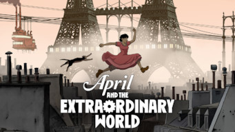April and the Extraordinary World (2015)