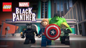LEGO Marvel Super Heroes: Black Panther (2018)