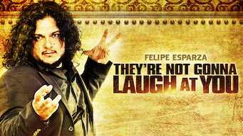 Felipe Esparza: They're Not Going to Laugh at You (2012)