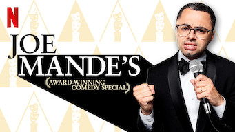 Joe Mande's Award-Winning Comedy Special (2017)