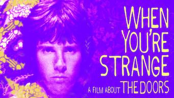 The Doors: When You're Strange (2009)
