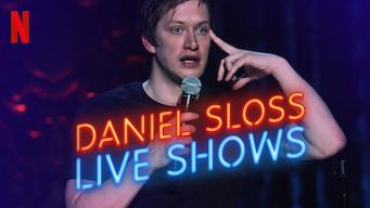 Daniel Sloss: Live Shows (2018)