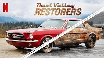 Rust Valley Restorers (2019)