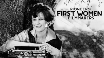 Pioneers: First Women Filmmakers* (1925)