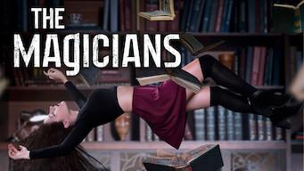 The Magicians (2018)