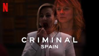 Criminal: Spain (2019)