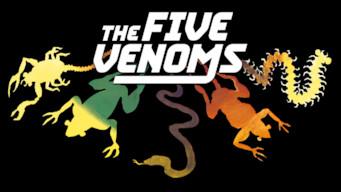 The Five Venoms (1978)
