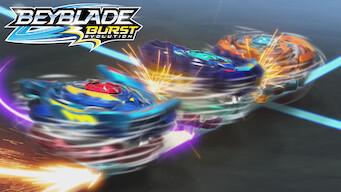 Beyblade Burst Evolution (2017)
