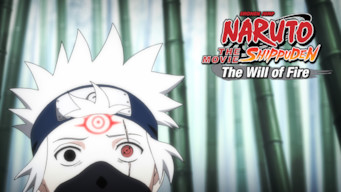 Naruto Shippûden the Movie: The Will of Fire (2009)