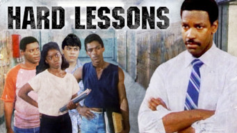 Hard Lessons (1986)
