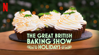 The Great British Baking Show: Holidays (2018)