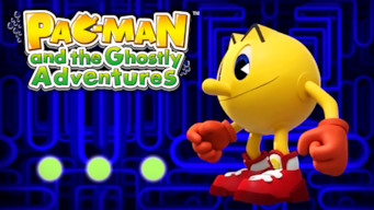 Pac-Man and the Ghostly Adventures (2014)