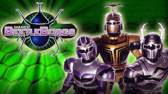 Big Bad Beetleborgs (1997)