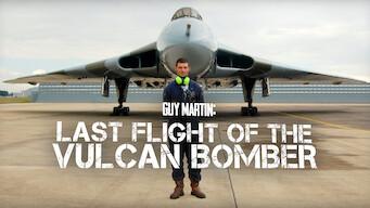 Guy Martin: Last Flight of the Vulcan Bomber (2015)
