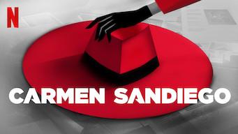 Carmen Sandiego (2019)