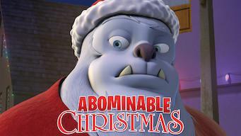 Abominable Christmas (2012)