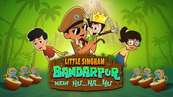 Little Singham Bandarpur Mein Hu Ha Hu (2019)