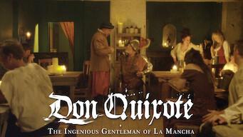 Don Quixote: The Ingenious Gentleman of La Mancha (2015)