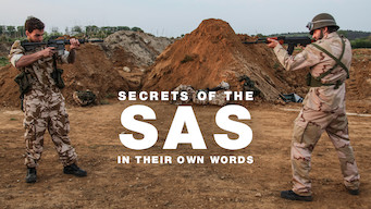 Secrets of the SAS: In Their Own Words (2016)