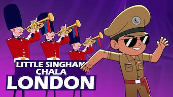 Little Singham in London (2019)