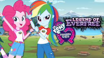 My Little Pony Equestria Girls: Legend of Everfree (2016)