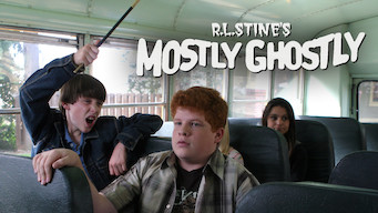 R.L. Stine's Mostly Ghostly (2008)